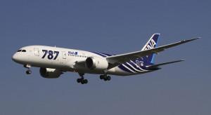 Boeing wstrzymuje produkcję samolotu 787