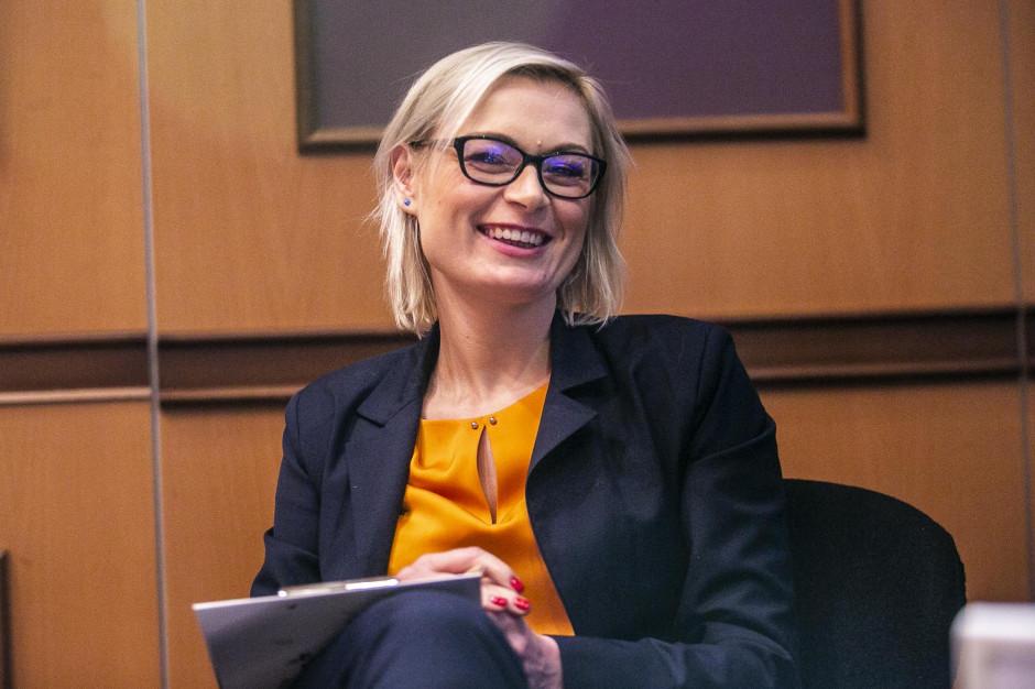 Katarzyna Sobótka-Demianowska. Fot. PTWP