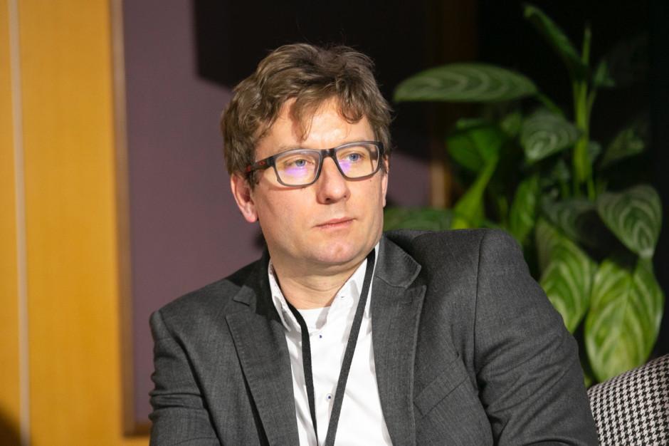 Jakub Michalski. Fot. PTWP