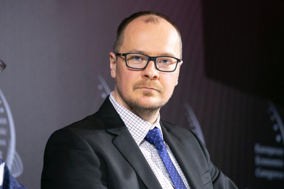 Łukasz Wojtczak. Fot. PTWP