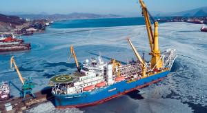 Ostatnia nadzieja Nord Streamu 2 zmierza do Suezu