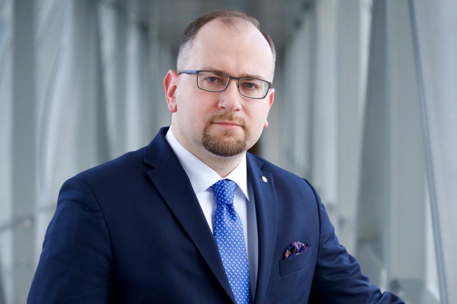 Paweł Jan Majewski, prezes Grupy Lotos. Fot. Mat. pras.