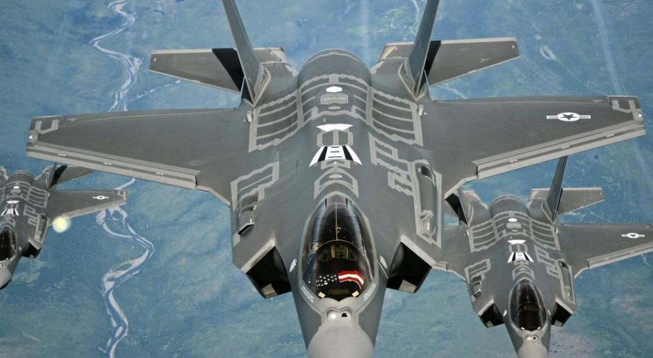Co ma zakup Javelinów do F-35? Nie chodzi tylko o zamiłowanie do zakupów broni w USA