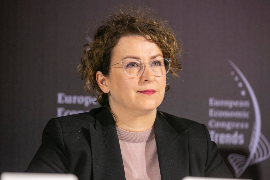 Joanna Maćkowiak-Pandera, prezes Forum Energii. Fot. PTWP