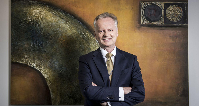 W związku z pandemią wirusa SARS-CoV-2 cały świat znalazł się dziś w sytuacji, której wpływ na gospodarkę jest trudny do oszacowania - mówi Adam Góral, prezes Asseco Poland. Fot. mat. pras.