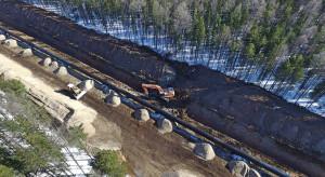 Gazprom kolejną ofiarą koronawirusa. Budowa ważnego gazociągu pod znakiem zapytania