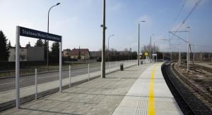 PKP PLK wybudowały nowy przystanek w Stalowej Woli