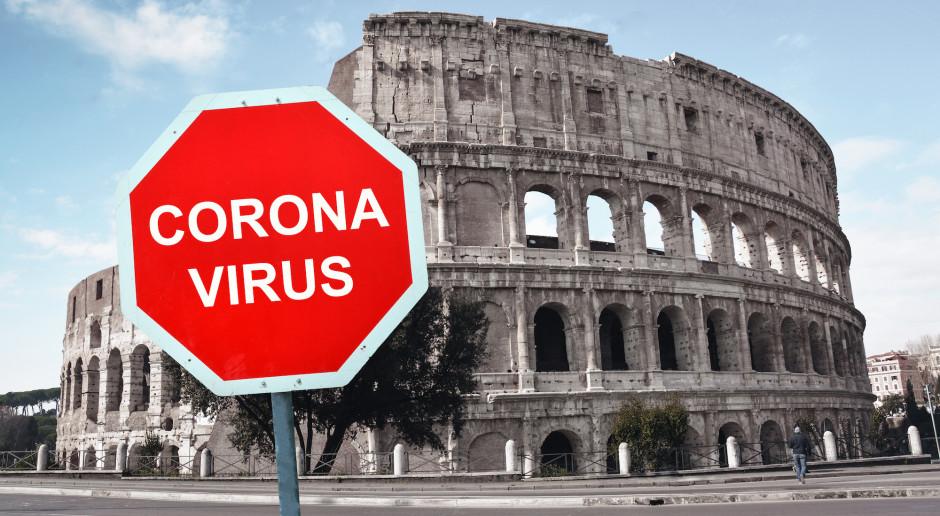 Włochy zamykają gospodarkę