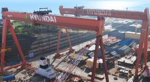 Światowy przemysł stoczniowy zanurkował