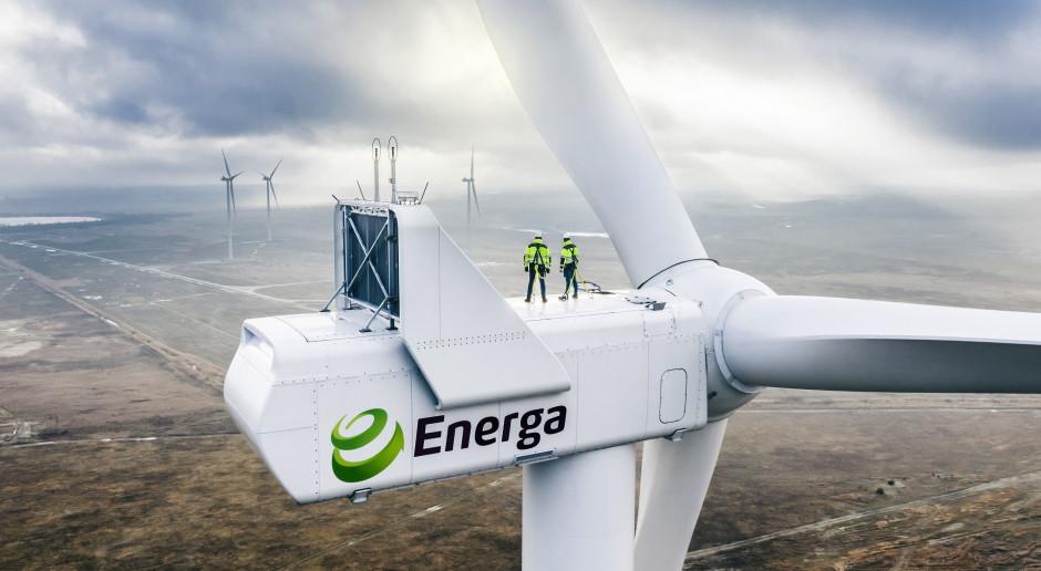 Energa rozpoczęła rozruch farmy wiatrowej Przykona