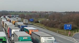Transport w Unii funkcjonuje już prawie normalnie, gorzej poza nią