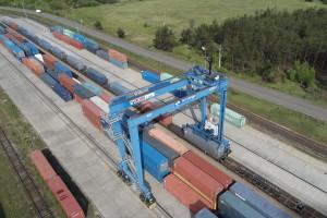 Rekordowy rok transportu intermodalnego
