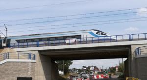 PKP PLK budują cztery wiadukty na trasie Centralnej Magistrali Kolejowej