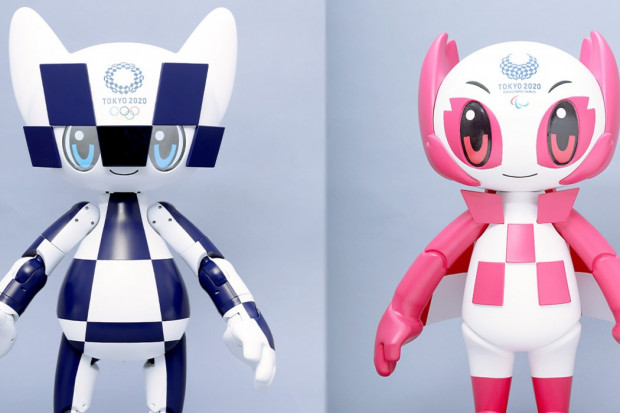 Olimpijski debiut zaawansowanych robotów