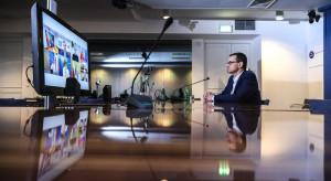 Pierwsze telespotkanie gospodarczego sztabu kryzysowego. Jest oświadczenie premiera
