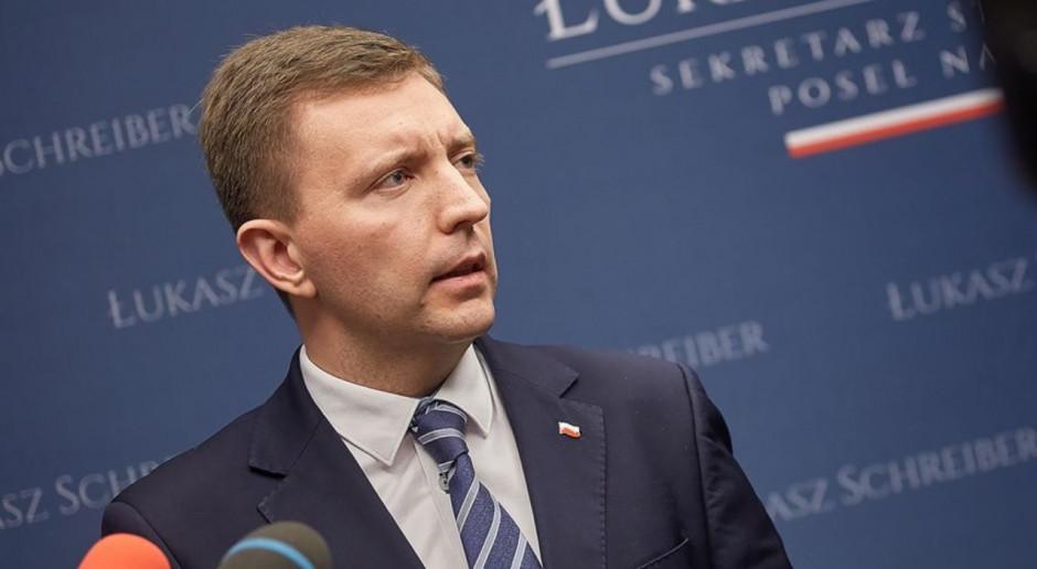 """Schreiber: Ostatnia ustawa z pakietu """"Tarczy antykryzysowej"""" sfinalizowana"""