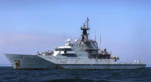 Brytyjska marynarka zaobserwowała wysoką aktywność rosyjskich okrętów wokół wybrzeży