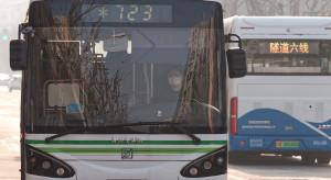 Koronawirus. Chińczycy mają sposób na błyskawiczną dezynfekcję autobusów
