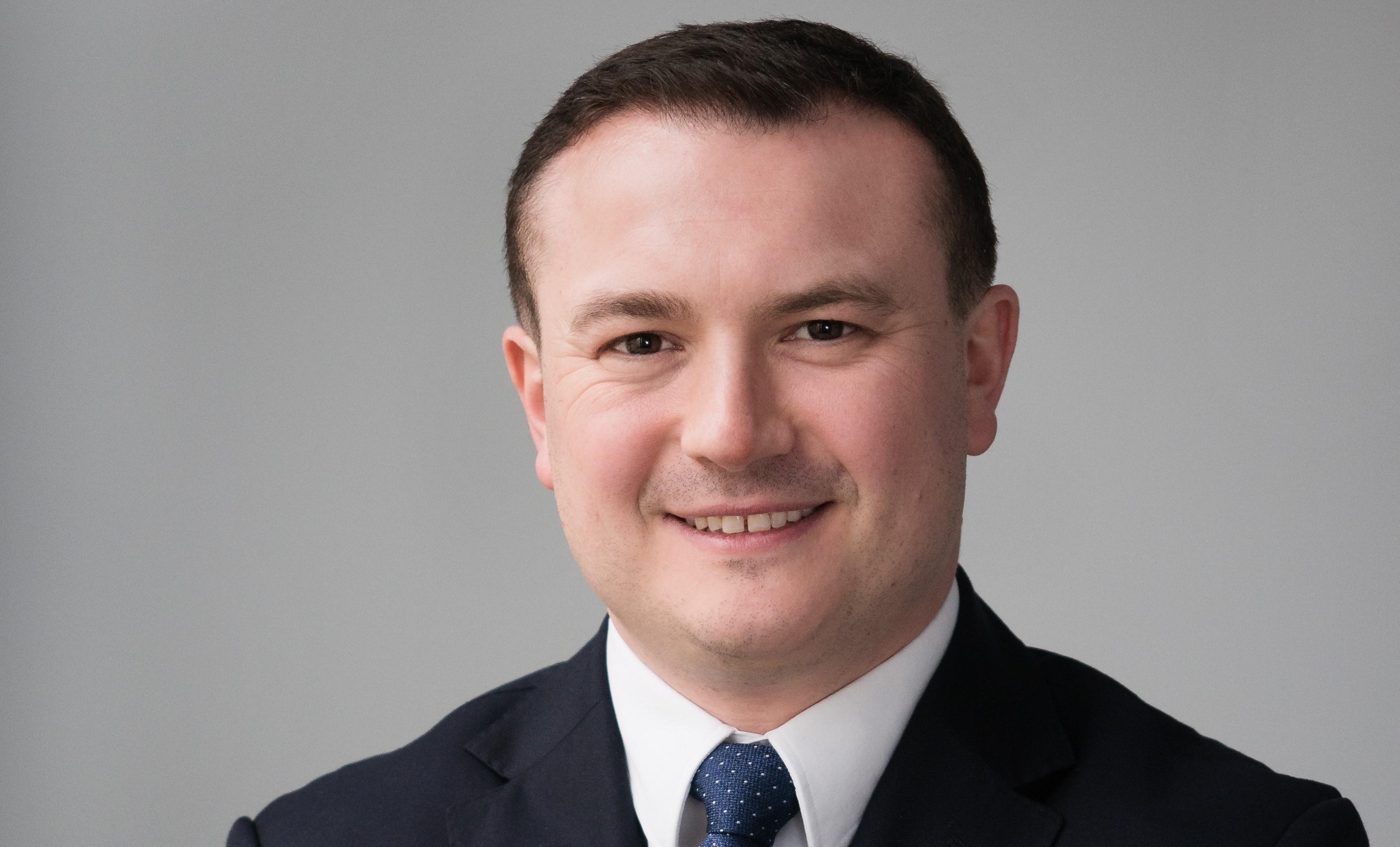 Bartosz Tokarski. Fot. EIB