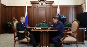 Putin dał zielone światło dla gazociągu Siła Syberii 2