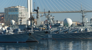 Rosja: Flota Czarnomorska ma dostać fregaty z pociskami hipersonicznymi