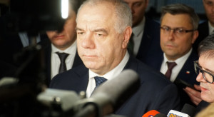 Sasin: ekonomiczny szantaż ze strony Gazpromu należy już do przeszłości