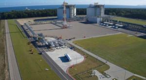 Świnoujście: Wniosek ws. budowy estakady przesyłowej w terminalu LNG