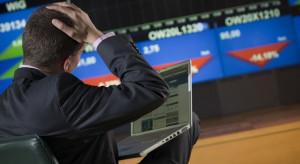 PIE: korekta na polskiej giełdzie silniejsza niż na innych światowych rynkach