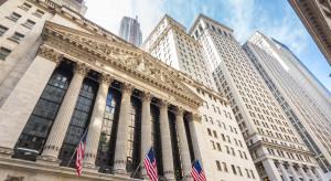 Symboliczne spadki na amerykańskiej giełdzie