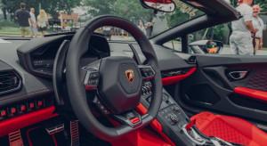 Koncern Lamborghini będzie produkować maski ochronne