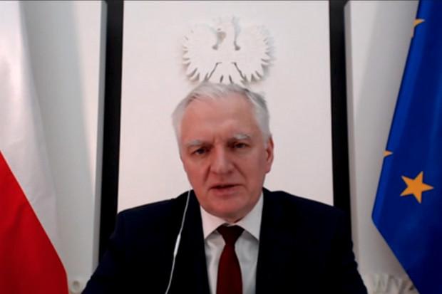 Jarosław Gowin stanowczo o spekulacjach. Nie opuszczam resortu. Już głosowaliśmy inaczej