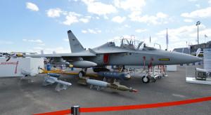 Leonardo: samoloty M-346 Master będą w Polsce jesienią