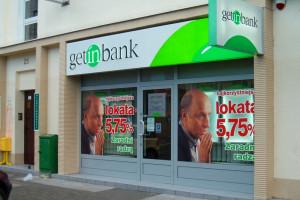 Ponad pół miliarda straty Getin Noble Banku