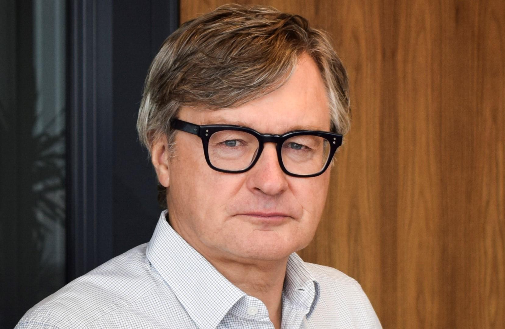 Dariusz Grzeszczak, prezes Erbudu. Fot. mat. pras.