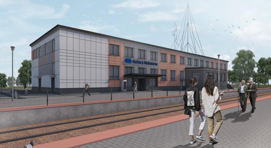 PKP mają kontrakt w wykonawcą przebudowy kolejnego dworca