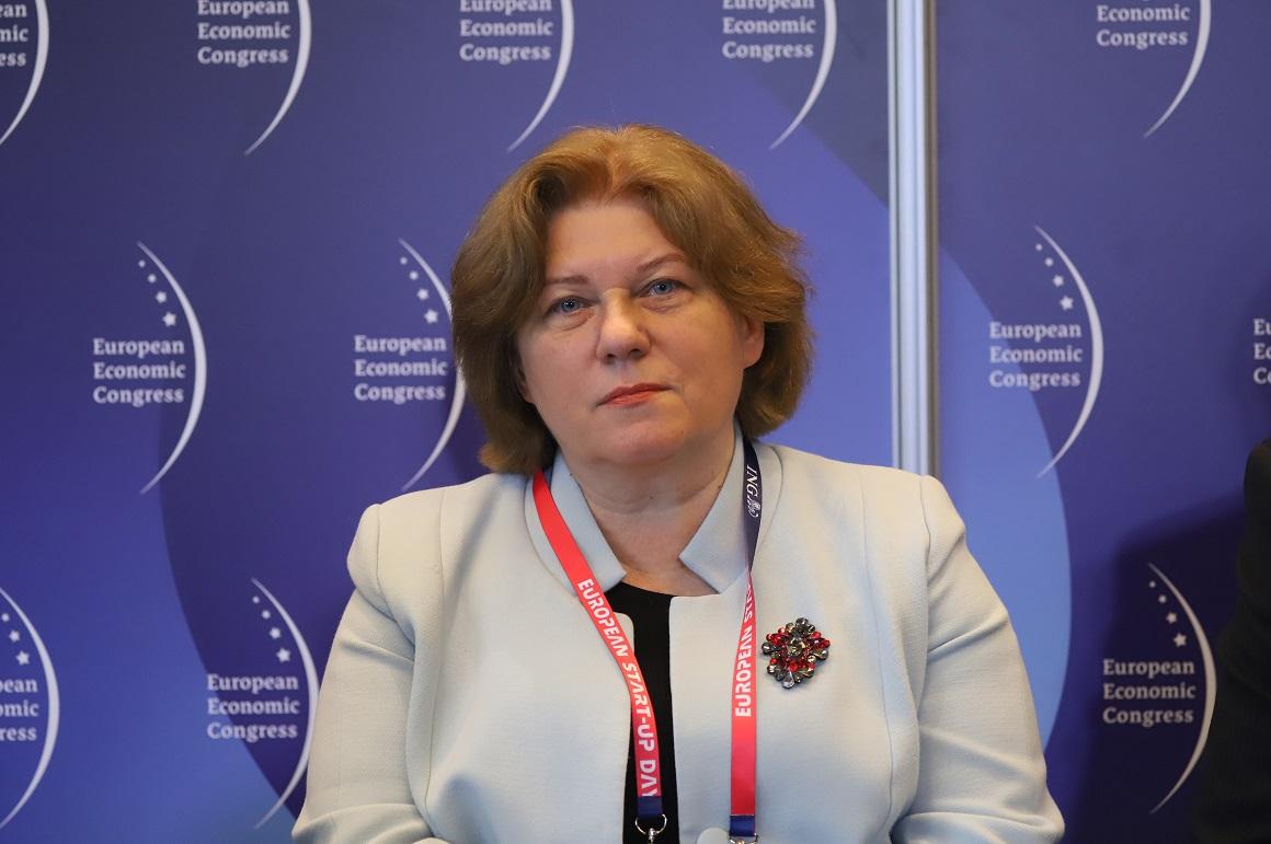 Jadwiga Dyktus, prezes TF Silesia (fot. PTWP)