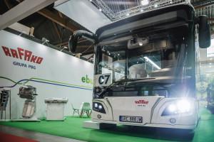 Autobus elektryczny Rafako bliżej produkcji