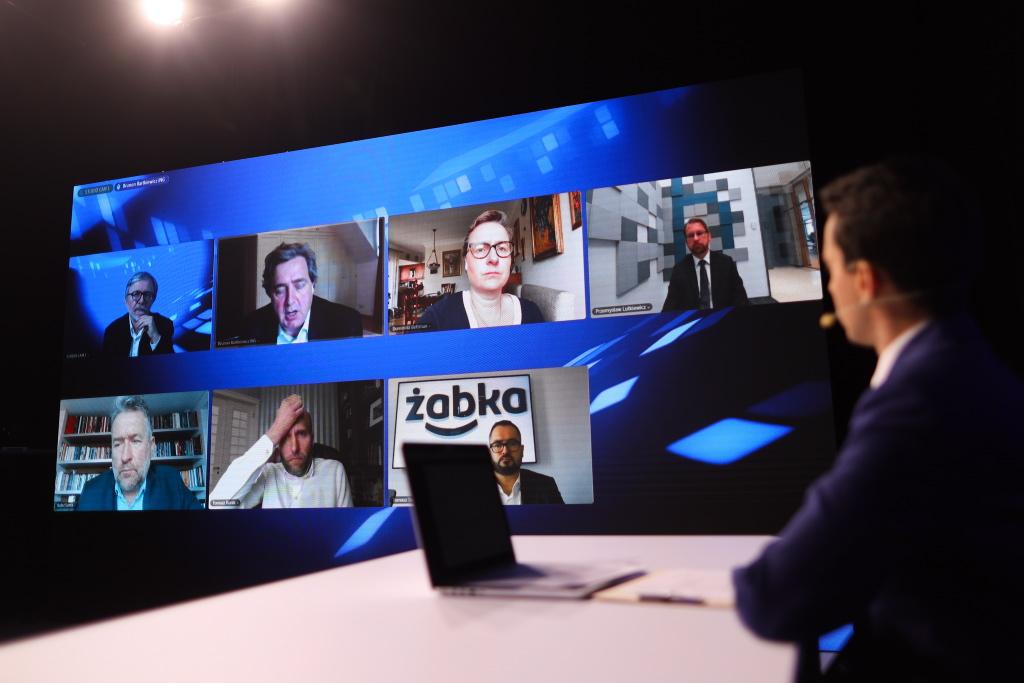 Debata na EEC Online: Cyfryzacja to przyszłość gospodarki (fot. PTWP).