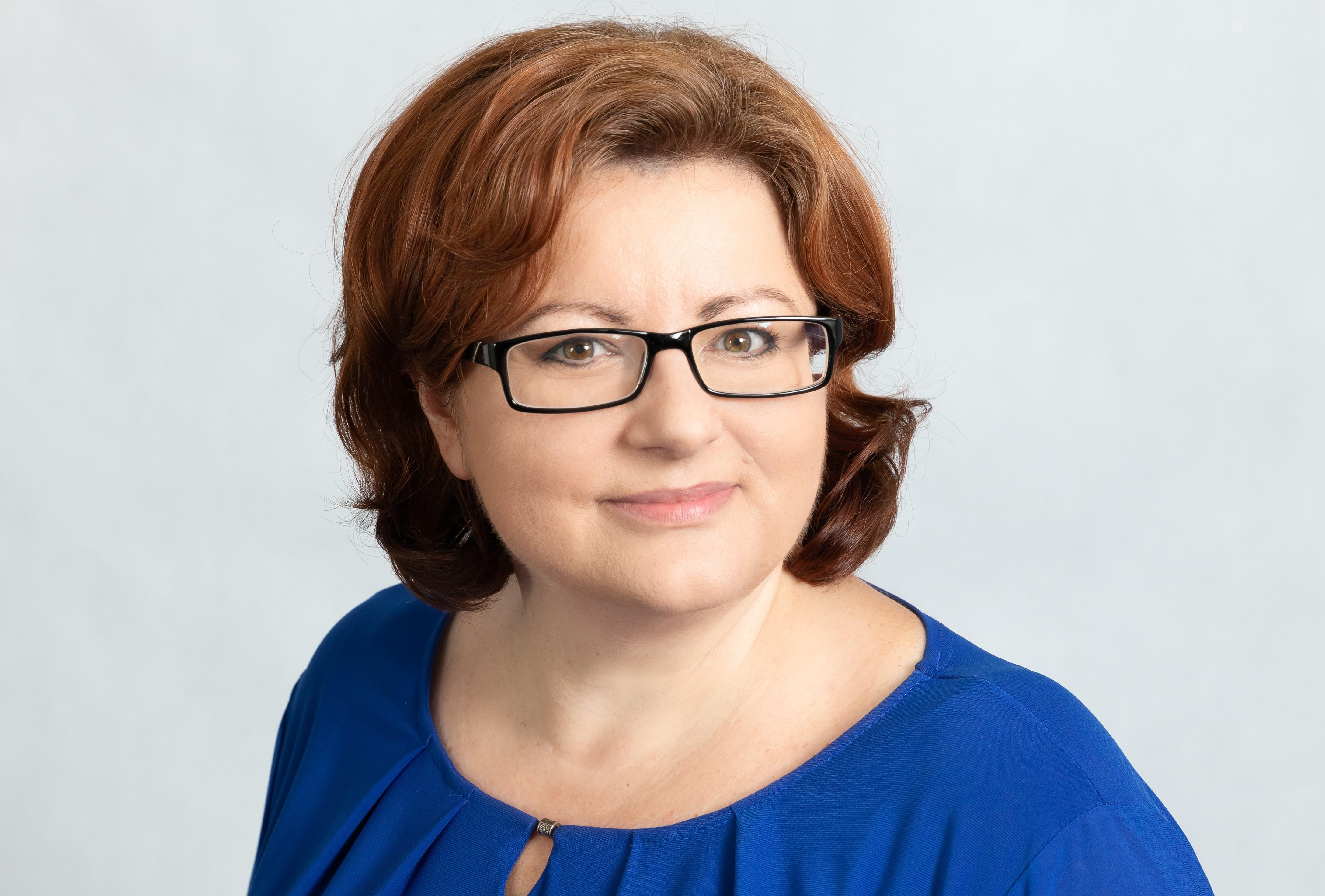 Beata Wójcik. Fot. Impel