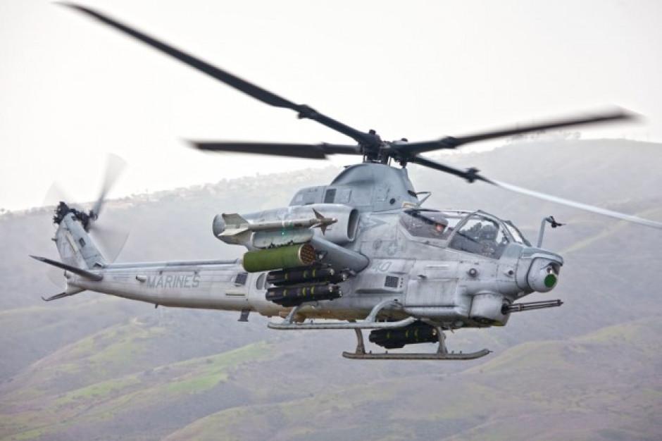 AH-1Z Viper to propozycja Bella w programie KRUK, fot. PGZ