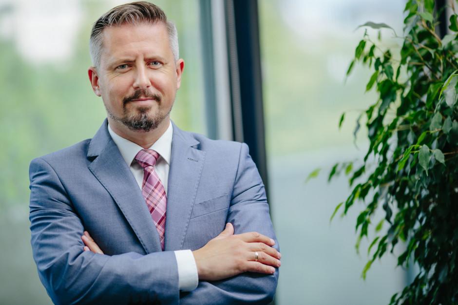 Paweł Stańczyk, prezes PGNiG Termika