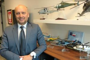 Marco Lupo: Nowe polskie śmigłowce byłyby gotowe do lotu w dwa lata
