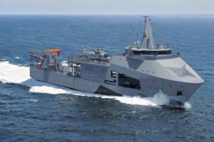 Powrót Ratownika. Czy okręt wybuduje PGZ Stocznia Wojenna?