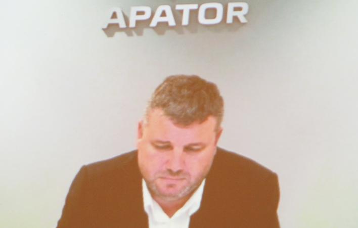 Artur Bratkowski (fot. PTWP)