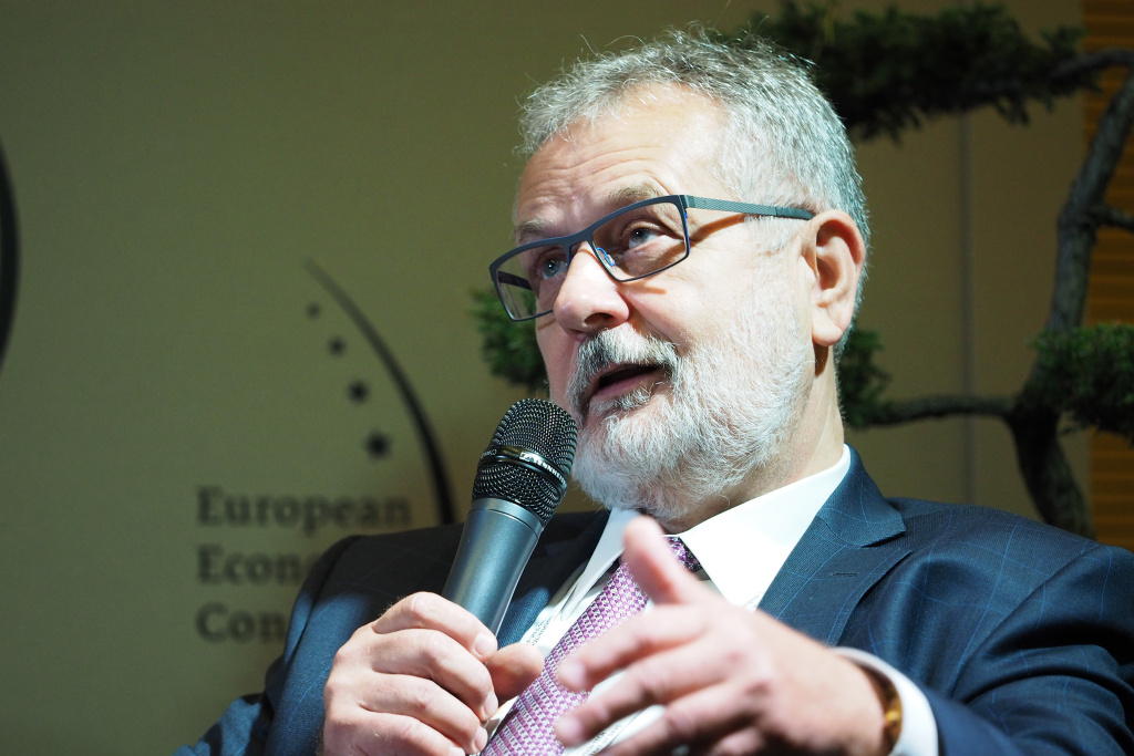 Janusz Soboń, prezes, Kirchhoff Polska Fot. PTWP.