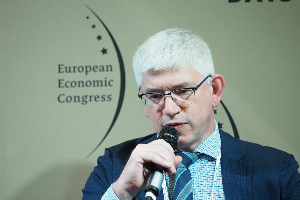 Mirosław Michna, partner, dział doradztwa podatkowego, lider doradców dla branży motoryzacyjnej, KPMG. Fot. PTWP.