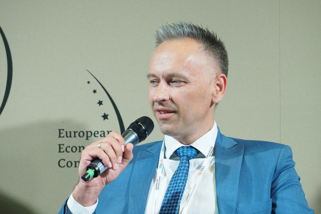 Adam Krępa, prezes zarządu, Federal Mogul Fot. PTWP.