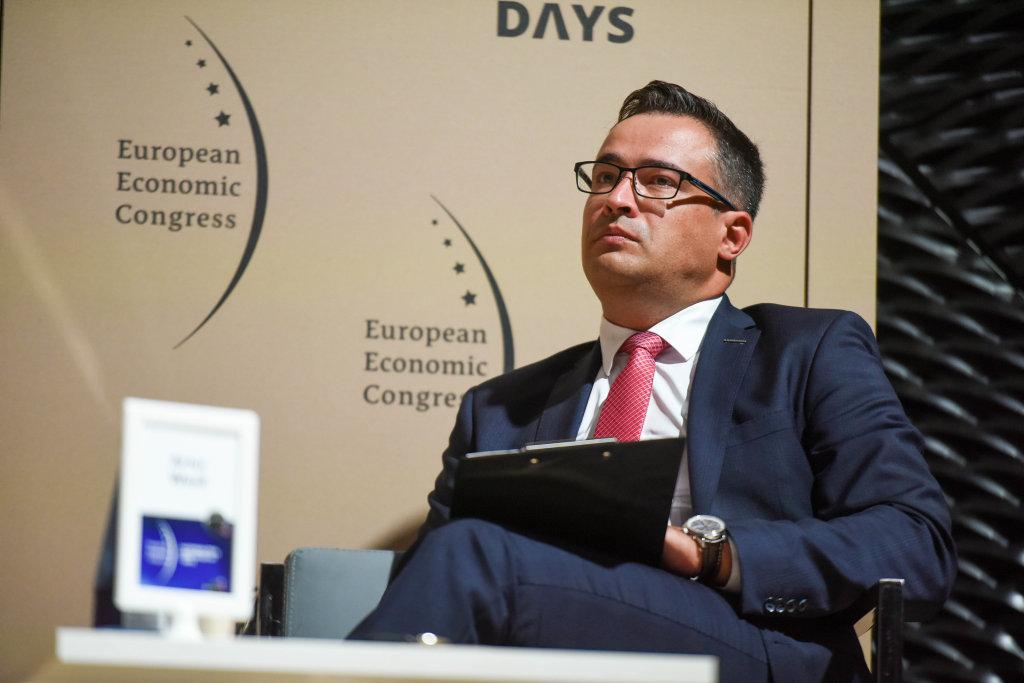 Artur Wasil, prezes zarządu Lubelskiego Węgla Bogdanka (fot. PTWP)