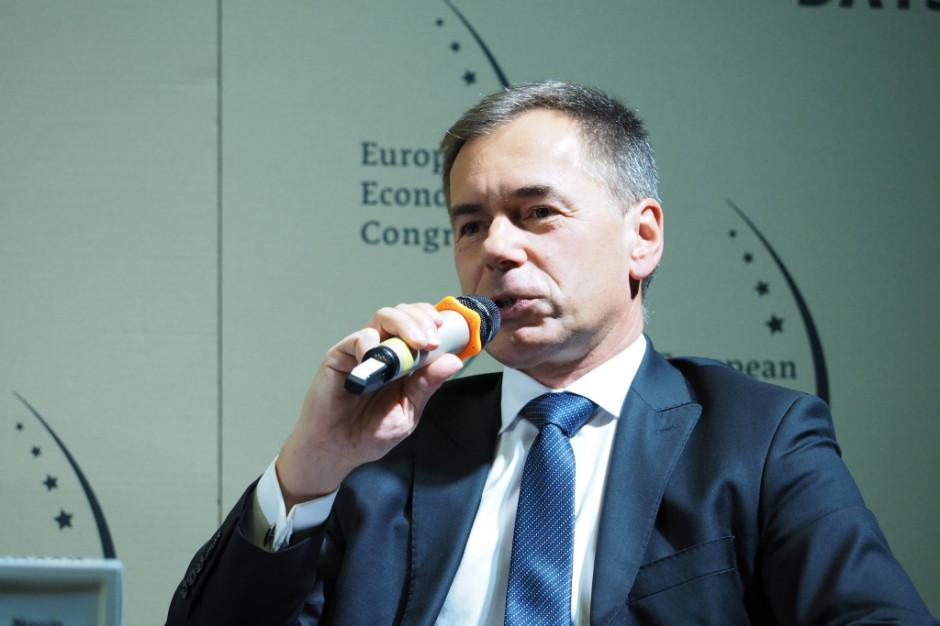 Marcin Nowak, prezes Związku Liderów Sektora Usług Biznesowych ABSL. Fot. PTWP